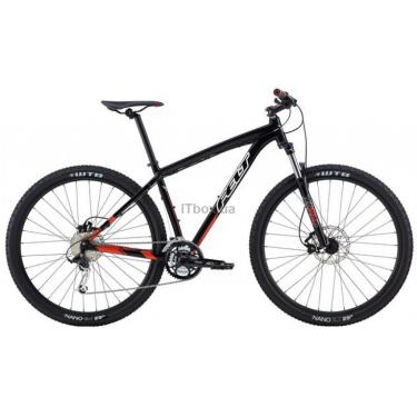 "Велосипед Felt MTB NINE 70 L black (red/white) 20"" Фото"