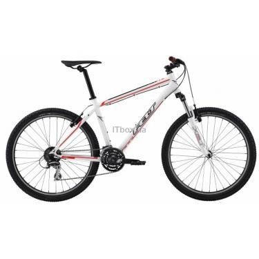 """Велосипед Felt MTB SIX 85 XS white (black/red) 14"""" Фото"""