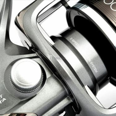 Катушка Shimano Speedcast 8000 XT-A Фото 3