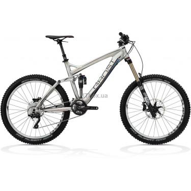 Велосипед Ghost Cagua 7000 44 2013 Raw/Petrol/Orange Фото