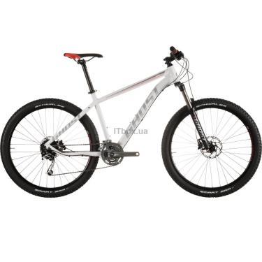 Велосипед Ghost Kato 4 XL 2015 White/Black/Red Фото