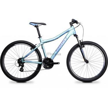Велосипед Ghost MISS 1100 34 2014 Mint/Purple/Blue Фото