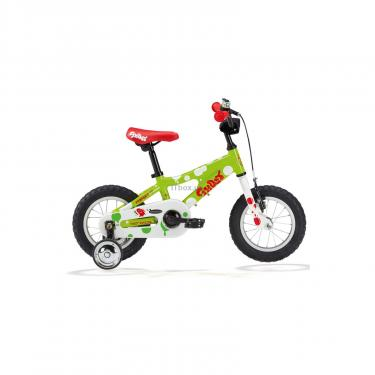 "Детский велосипед Ghost Powerkid 12"" Green 2012 Фото"