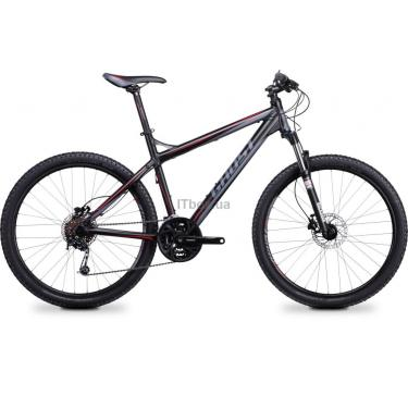 Велосипед Ghost SE 2000 44 2014 Black/Grey/Red Фото