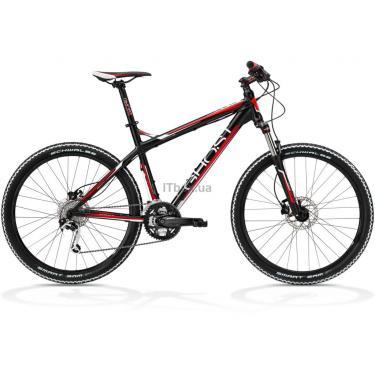 Велосипед Ghost SE 3000 40 2013 Black/White/Red Фото