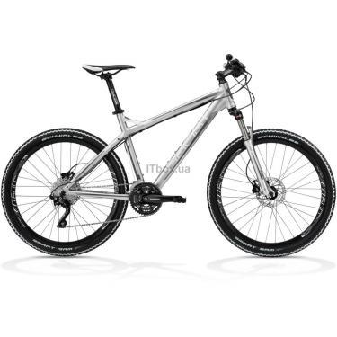 Велосипед Ghost SE 4000 44 2013 Grey/White/Grey Фото