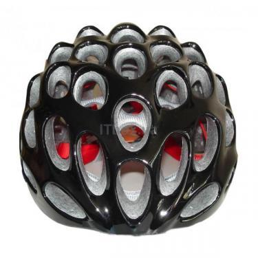Шлем CatLike Whisper Plus Deluxe Negro-Rojo MD BRILLO S.V. Фото 1