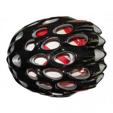 Шлем CatLike Whisper Plus Deluxe Negro-Rojo MD BRILLO S.V. Фото 2
