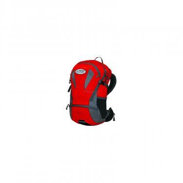 Рюкзак Terra Incognita Velocity 20 красный/серый Фото