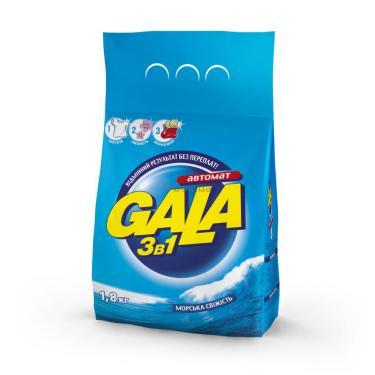 Стиральный порошок Gala Морская свежесть 1,8 кг Фото