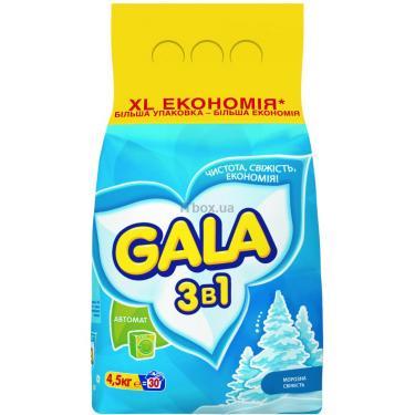 Стиральный порошок Gala Морозная свежесть 4,5 кг Фото
