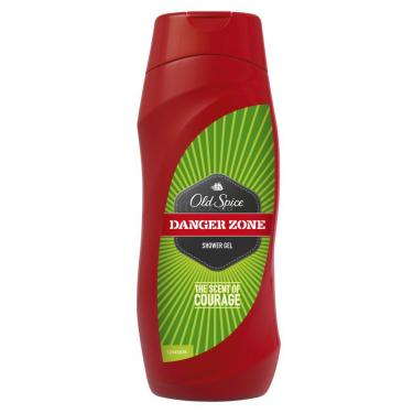 Гель для душа Old Spice Danger Zone 250 мл Фото 1