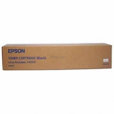 Картридж EPSON AcuLaser C4000 black Фото