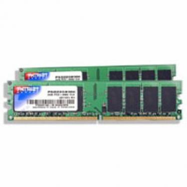 Модуль памяти для компьютера Patriot DDR3 4GB (2x2GB) 1333 MHz Фото 1