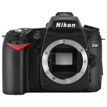Цифровой фотоаппарат Nikon D90 body Фото 1