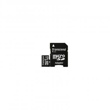 Карта памяти Transcend 16Gb microSDHC class 6 Фото