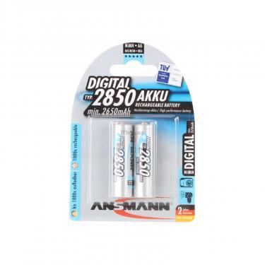 Аккумулятор Ansmann AA R6 2850 mAh Digital * 2 Фото