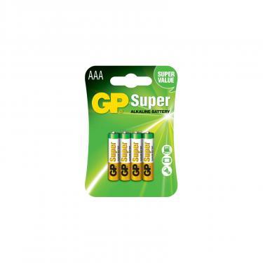 Батарейка GP AAA LR3 alcaline * 4 Фото