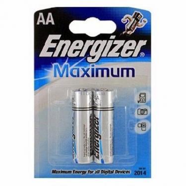 Батарейка Energizer AA Maximum LR6 * 2 Фото