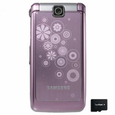 Мобильный телефон Samsung GT-S3600i Romantic Pink Фото 1