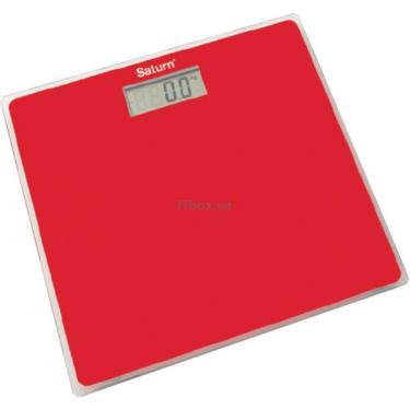 Весы напольные SATURN ST-PS1247 Red Фото 1