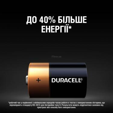 Батарейка Duracell D LR20 * 2 Фото 3