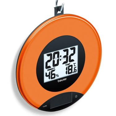 Весы кухонные BEURER KS 49 Peach Фото 2