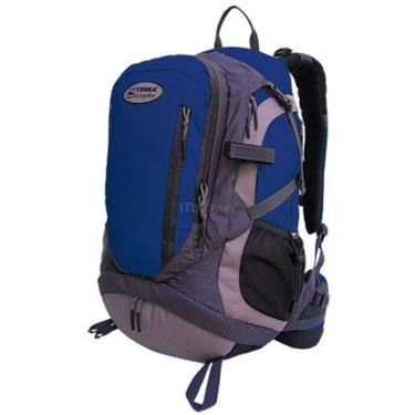 Рюкзак Terra Incognita Compass 30 blue / gray Фото