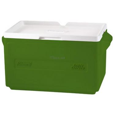 Термобокс Coleman COOLER 48 CAN STACKER - GREEN C004 Фото