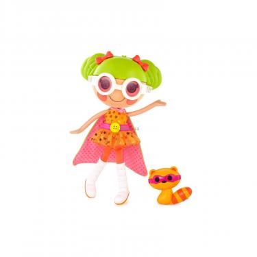 Кукла Lalaloopsy Супергерой Дина Великолепная Фото 1