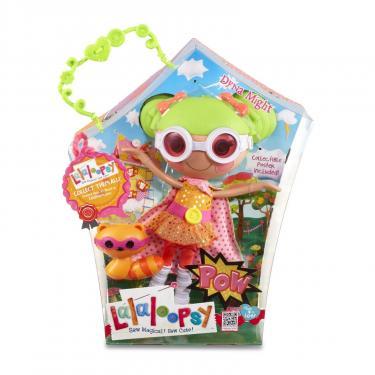 Кукла Lalaloopsy Супергерой Дина Великолепная Фото