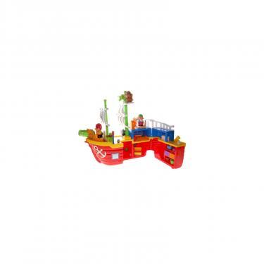 Развивающая игрушка Kiddieland Пиратский корабль Фото 1