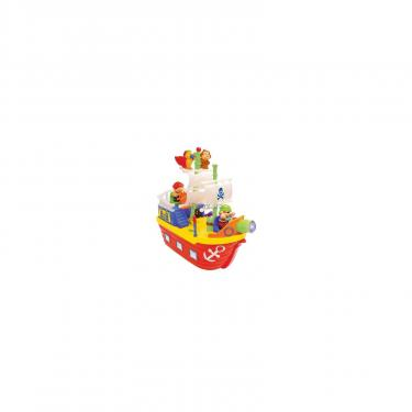Развивающая игрушка Kiddieland Пиратский корабль Фото 2