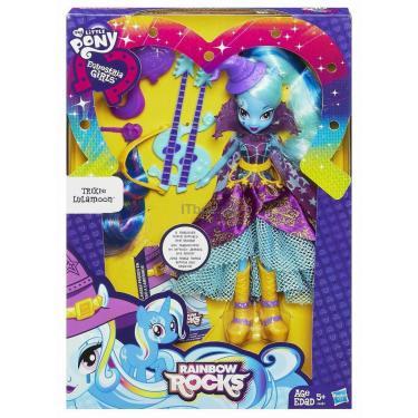 Игровой набор Hasbro Кукла-пони Трикси Фото 1