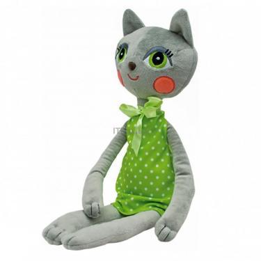 Мягкая игрушка FANCY Кошка Мила Фото