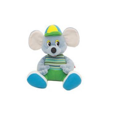 Мягкая игрушка FANCY Мышонок Степка\муз Фото