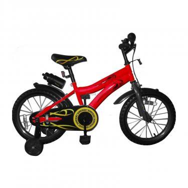 Детский велосипед Miracolo 16K128-RED/BLACK Фото