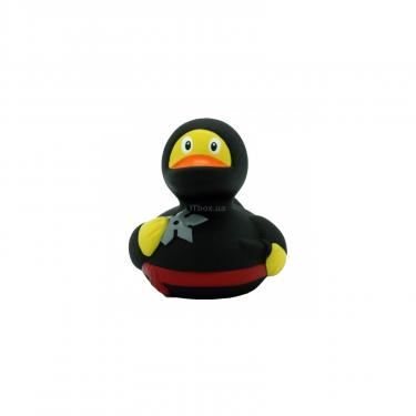 Игрушка для ванной LiLaLu Ниндзя утка Фото