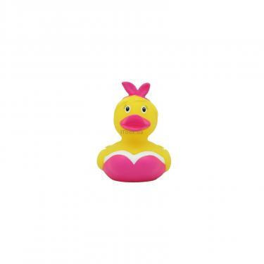 Игрушка для ванной LiLaLu Плейбой утка Фото