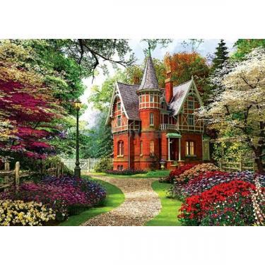 Пазл TREFL Викторианский дом Фото 1