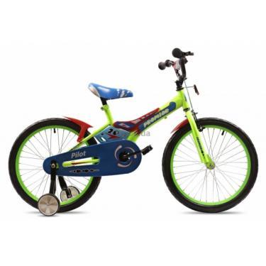 """Детский велосипед Premier Pilot 20"""" Lime Фото 1"""
