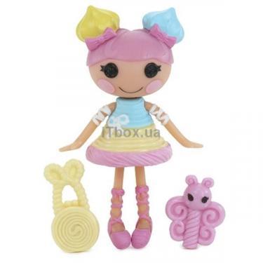 Кукла Lalaloopsy Mini Сладкоежки - Суфлешка с аксессуарами Фото