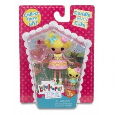 Кукла Lalaloopsy Mini Сластена с аксессуарами Фото 1