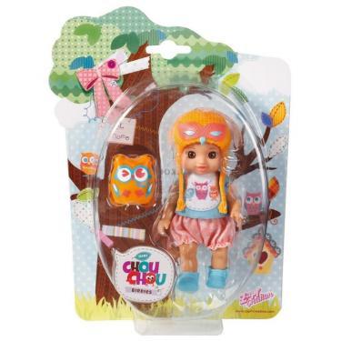Кукла Zapf Creation Mini Chou Chou Совуньи Кэнди (12 см) Фото 1