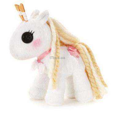 Мягкая игрушка Lalaloopsy Мой плюшевый пони - Снежок Фото