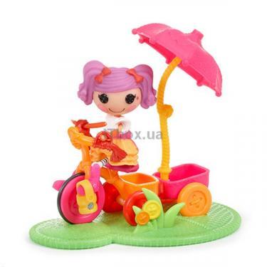 Кукла Lalaloopsy Mini Спортивные игры Смешинка Велосипедистка Фото