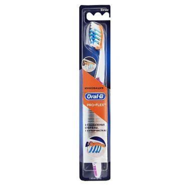 Зубная щетка Oral-B Pro-Expert Clinic Line Pro-Flex мягкая 1 шт Фото