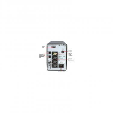 Источник бесперебойного питания APC Smart-UPS SC 620VA Фото 2
