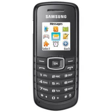 Мобильный телефон Samsung GT-E1081 Black Фото 1