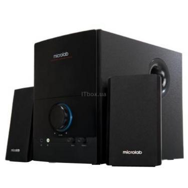 Акустическая система Microlab M-500II black Фото 1